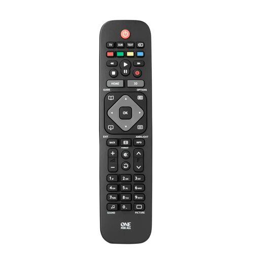 One For All URC1913 Philips Fernseher-Fernbedienung