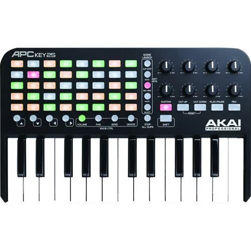 Akai APC Key 25 MIDI-Keyboard