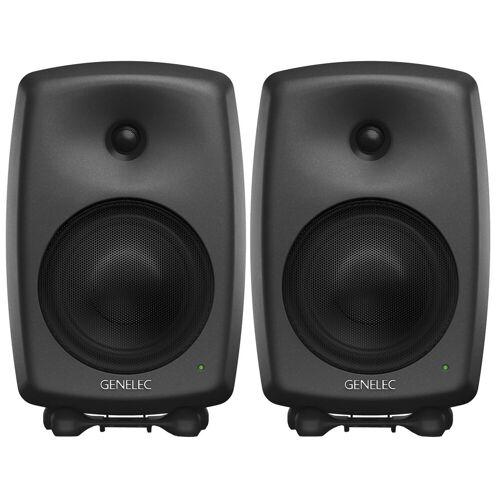 Genelec 8040 BPM Duo-Pack Studiolautsprecher
