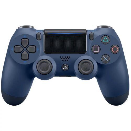 Sony DualShock 4 Controller PS4 V2, Mitternachtsblau Controller