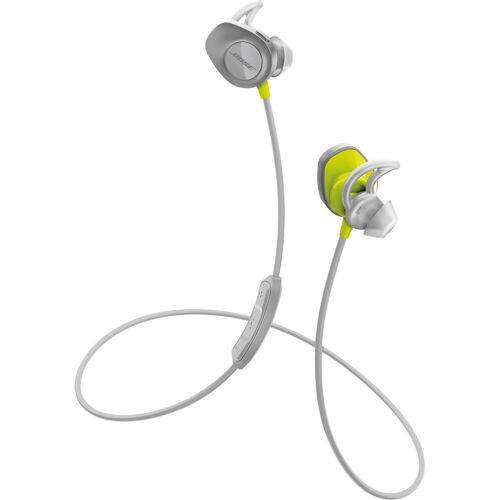 Bose SoundSport Wireless Gelb In-Ear-Kopfhörer
