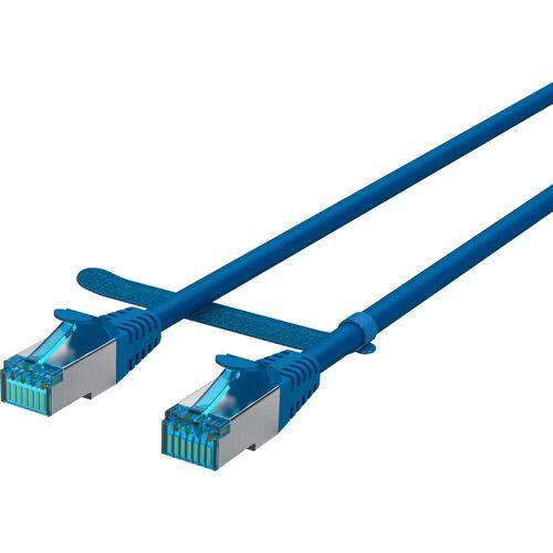 BlueBuilt Netzwerkkabel STP CAT6 20 Meter Blau UTP-Kabel