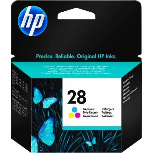 HP 28 Patronenfarbe Patrone