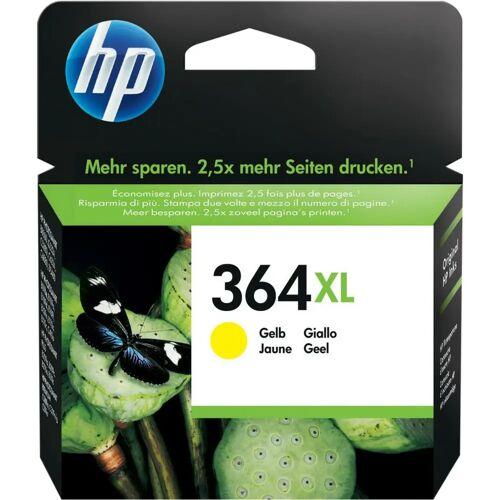 HP 364XL Patrone Gelb Patrone