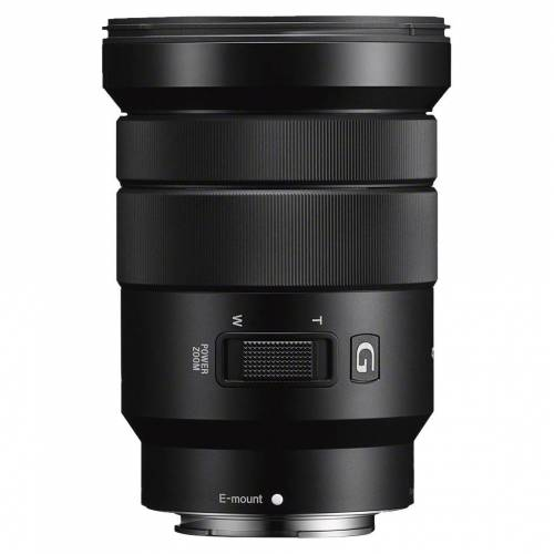 Sony E PZ 18-105 mm f/4 G OSS Kameraobjektiv