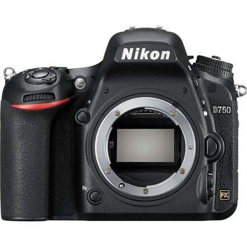Nikon D750 Gehäuse Spiegelreflexkamera