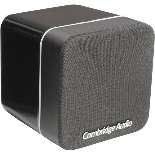 Cambridge Audio Minx Min 12 Schwarz (pro Stück) HiFi-Lautsprecher