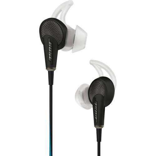 Bose QuietComfort 20 Android Schwarz In-Ear-Kopfhörer