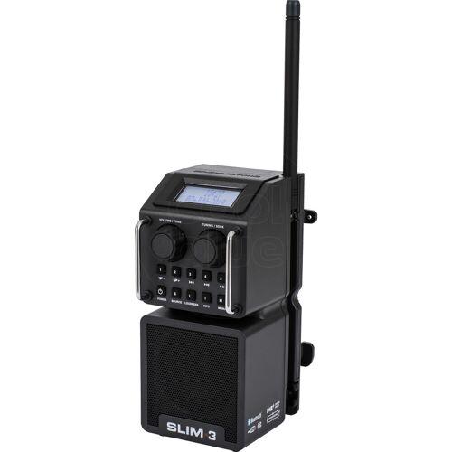 PerfectPro Slim 3 (ohne Batterien) Bauradio
