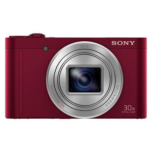 Sony CyberShot DSC-WX500 Rot Kompaktkamera
