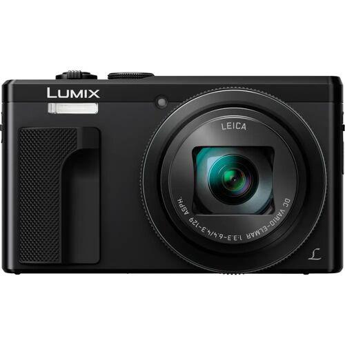 Panasonic Lumix DMC-TZ80 Schwarz Kompaktkamera