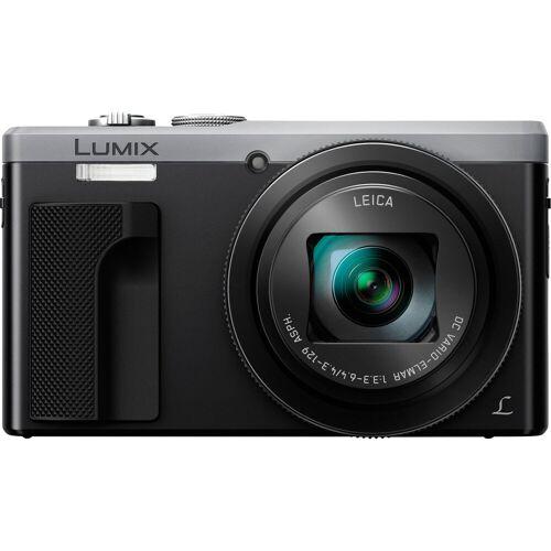 Panasonic Lumix DMC-TZ80 Silber Kompaktkamera