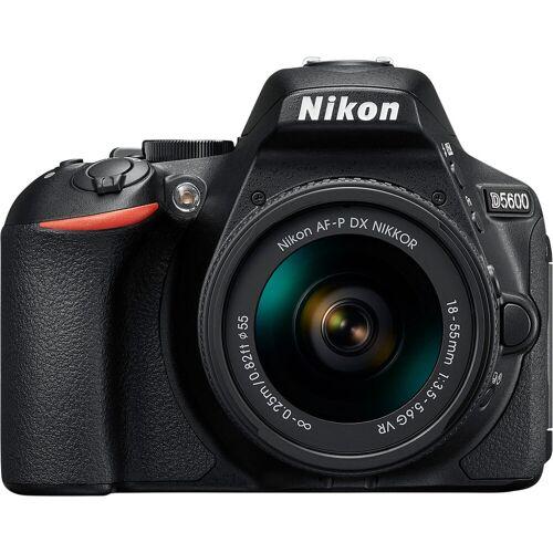 Nikon D5600 + 18-55mm VR Spiegelreflexkamera
