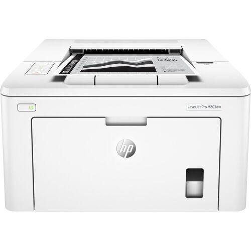 HP LaserJet Pro M203dw Drucker