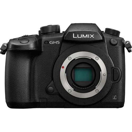 Panasonic Lumix DC-GH5 Body Systemkamera