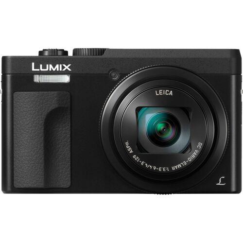 Panasonic Lumix DC-TZ90 Schwarz Kompaktkamera