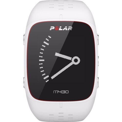 Polar M430 Weiß HR - L Smartwatch