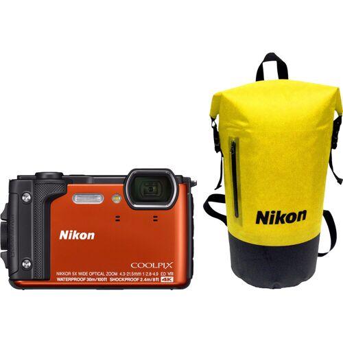 Nikon Coolpix W300 Orange Kompaktkamera