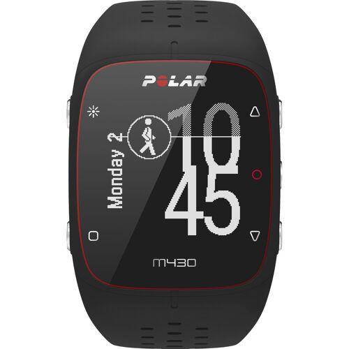 Polar M430 Schwarz HR - L Smartwatch
