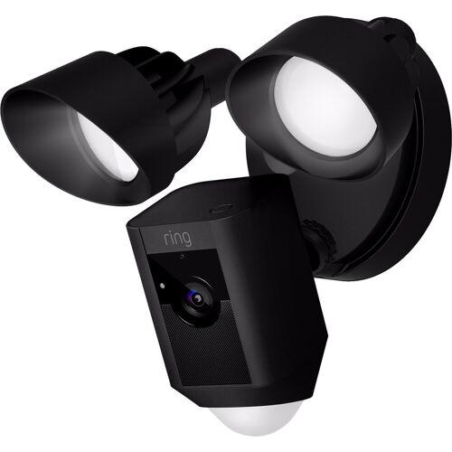 Ring Floodlight Cam Schwarz IP-Kamera