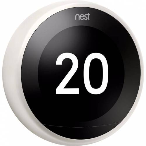 Google Nest Learning Thermostat V3 Premium Weiß Thermostat