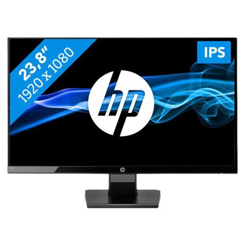 HP 24w Bildschirm