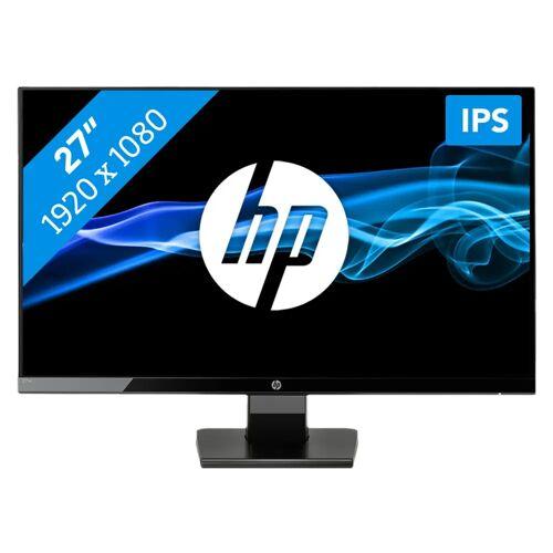 HP 27w Bildschirm