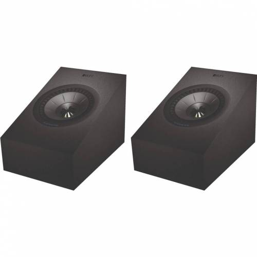 KEF Q50a Dolby Atmos Lautsprecher Schwarz (pro Paar) HiFi-Lautsprecher