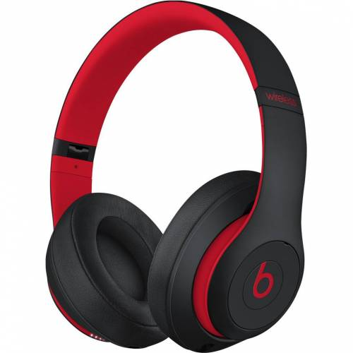 Beats Studio3 Wireless Schwarz/Rot Kopfhörer