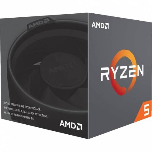 AMD Ryzen 5 2600 Prozessor