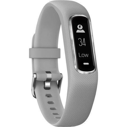Garmin Vivosmart 4 Grau S/M Smartwatch