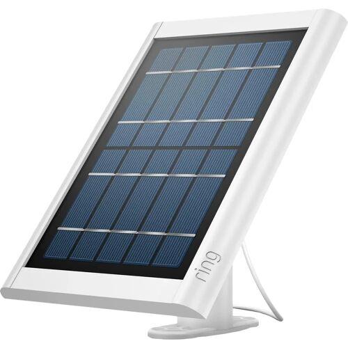 Ring Solarmodul Weiß Solarmodul für IP-Kameras