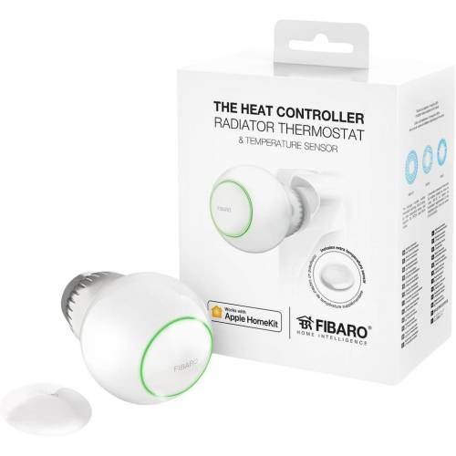 Fibaro The Heat Controller HomeKit - Starterpack Thermostat