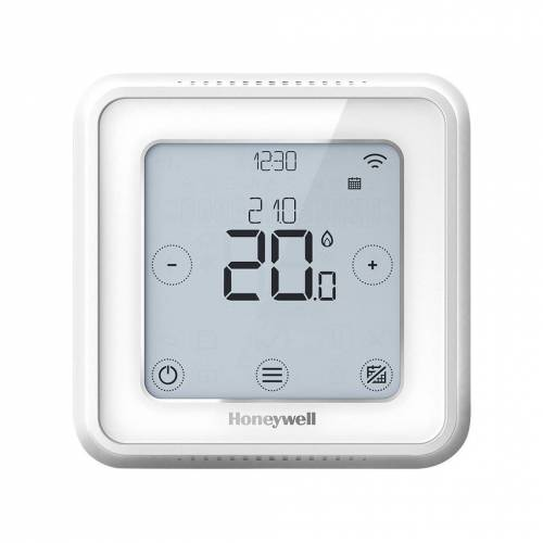 Honeywell Lyric T6 Weiß (verkabelt) Thermostat