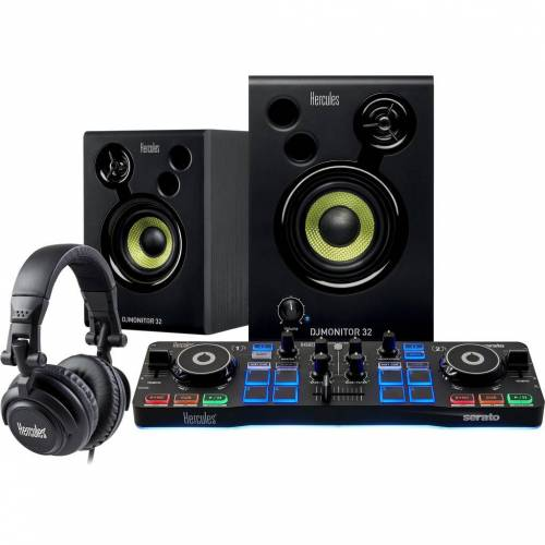 Hercules DJ Starter Kit DJ Controller