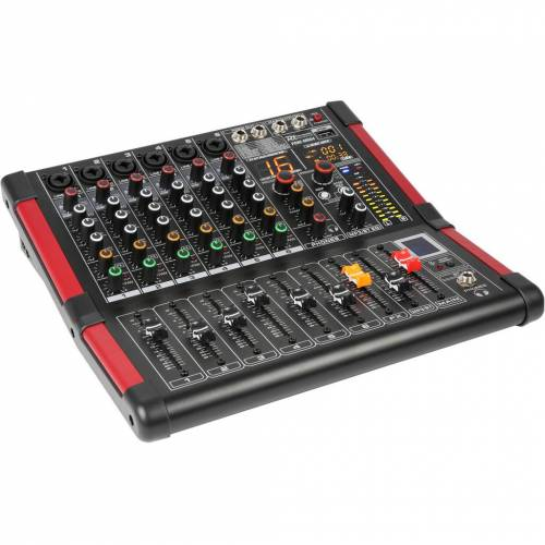 Power Dynamics PDM-M604 Pro Audio Mischpult