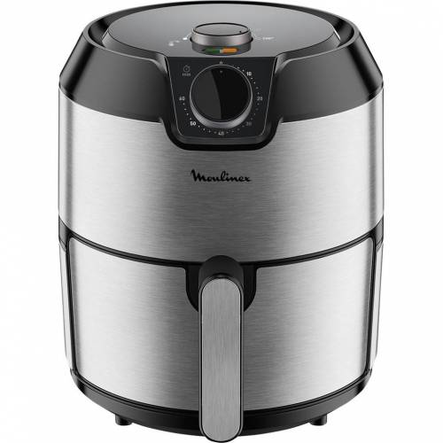 Moulinex Friteuse Easy Fry Classic + Inox EZ201D10 Fritteuse