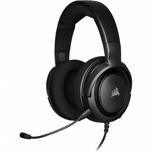 Corsair Gaming-Headset Corsair HS35 Stereo Schwarz Gaming-Headset