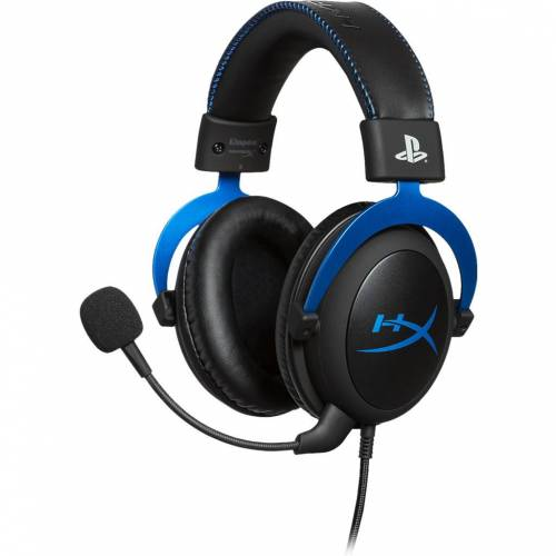 HyperX Cloud Gaming Headset PS4 Blau Gaming-Headset