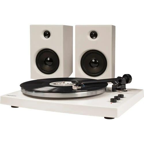 Crosley T150 ¿ Weiß Plattenspieler