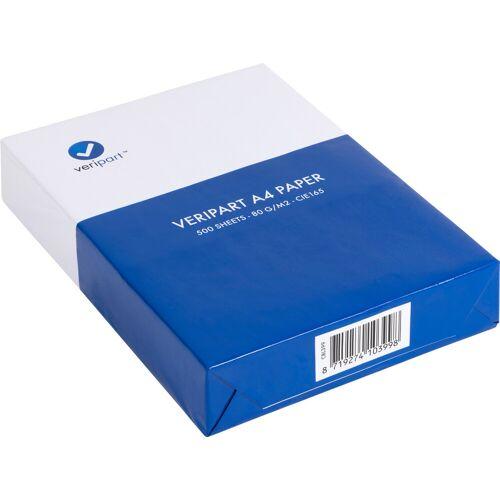 Veripart A4 Papier 80 g / m2 500 Blatt Papier-