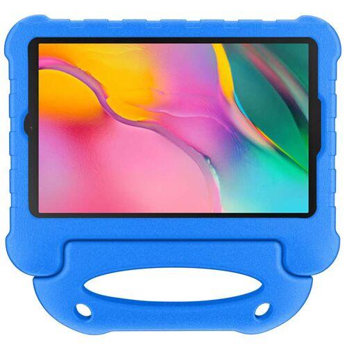 Just in Case Samsung Galaxy Tab A 10.1 (2019) kinderfreundliche Hülle Ultra Blau
