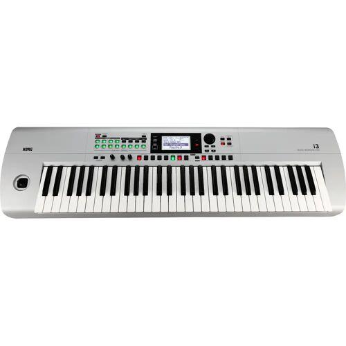 Korg i3 weiß MIDI-Keyboard