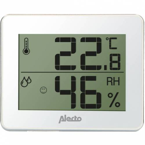 Alecto WS-55 Thermometer + Hygrometer Hygrometer