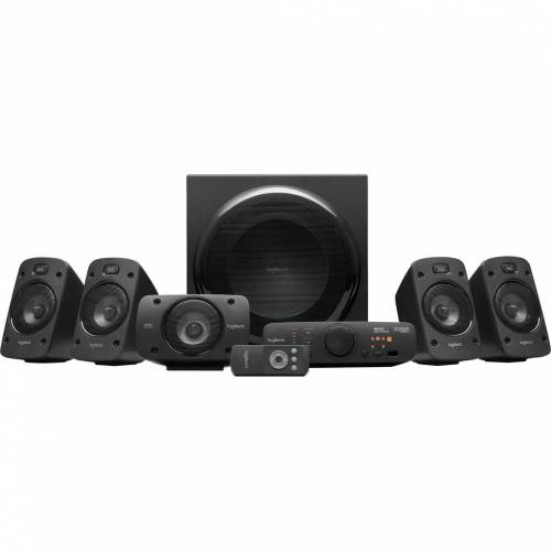 Logitech Z906 5.1 Surround Sound PC-Lautsprecher + Receiver