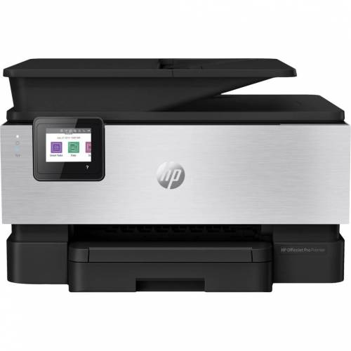HP OfficeJet Pro 9019 Aluminium Drucker