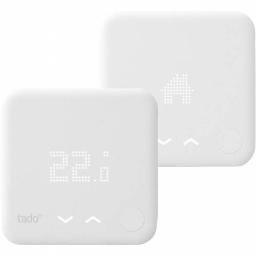 Tado Intelligenter Tado-Thermostat V3+ + Multi-Zone Thermostat