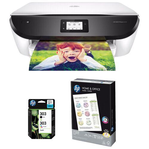 HP Starterpaket HP Envy 6234 Drucker