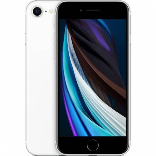 Renewd Refurbished iPhone SE 64GB Weiß Refurbished Handy