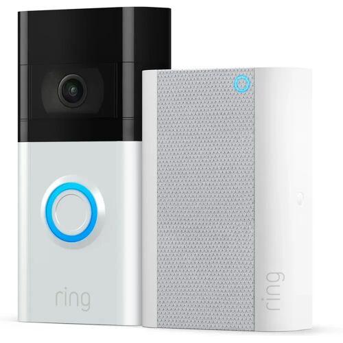 Ring-Video-Türklingel 3 + Chime Pro 2. Gen. Türklingel